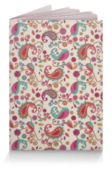 """Обложка для паспорта """"Индийский узор"""" - узор, стиль, рисунок, орнамент, индийский"""