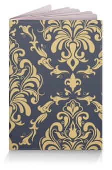"""Обложка для паспорта """"Орнамент"""" - узор, орнамент, золото, золотистый"""