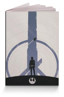 """Обложка для паспорта """"Star Wars Han Solo / Звездные войны Хан Соло"""" - star wars, звездные войны, хан соло, han solo"""