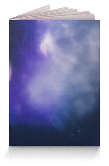 """Обложка для паспорта """"Звёздное небо Скайрима"""" - skyrim, tes, the elder scrolls"""