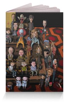 "Обложка для паспорта ""Stephen King Horror Party"" - king, оно, shining, кинг, stephenking"