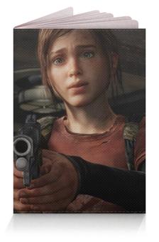 """Обложка для паспорта """"Одни из Нас (The Last of Us)"""" - одни из нас, последние из нас"""
