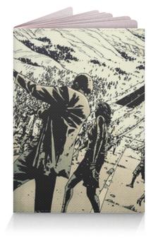 """Обложка для паспорта """"Ходячие Мертвецы"""" - zombie, зомби, walking dead"""