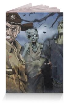 """Обложка для паспорта """"Ходячие Мертвецы"""" - walking dead"""