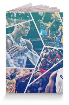 """Обложка для паспорта """"Звезды НБА"""" - nba, нба, коби брайант"""