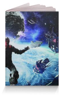 """Обложка для паспорта """"Мёртвый космос (Dead Space)"""" - мёртвый космос"""