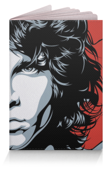 """Обложка для паспорта """"Джим Моррисон (The Doors)"""" - джим моррисон, doors"""