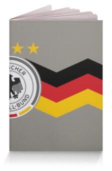 """Обложка для паспорта """"Сборная Германии"""" - футбол, германия, сборная германии по футболу, сборная германии"""