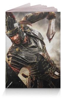 """Обложка для паспорта """"Рим (Rome)"""" - total war"""
