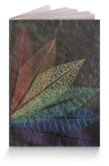 """Обложка для паспорта """"Папоротник"""" - цветы, природа, растения, папоротник, шестицветик"""
