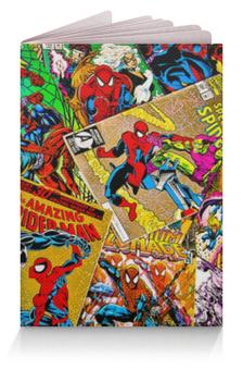 """Обложка для паспорта """"Человек Паук"""" - spider-man"""
