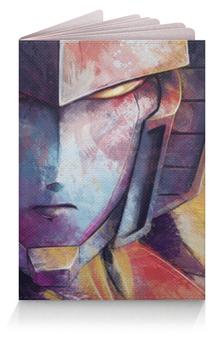 """Обложка для паспорта """"Трансформер"""" - робот, robot"""