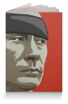 """Обложка для паспорта """"Путин"""" - патриот, ниндзя, россия, russia, putin"""