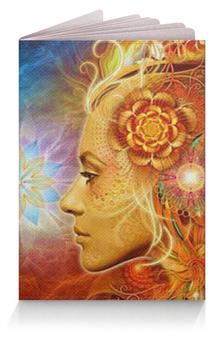 """Обложка для паспорта """"Для двоих"""" - пара, двое, центр, любовь, фэнтази"""