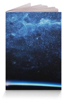 """Обложка для паспорта """"Космос"""" - star, space, звезды, ночь, планеты"""