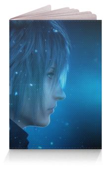 """Обложка для паспорта """"Final Fantasy"""" - final fantasy"""