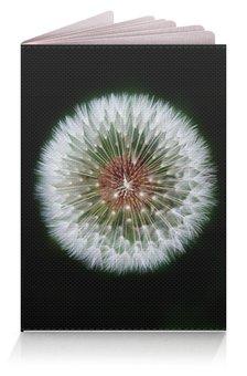 """Обложка для паспорта """"Лето!"""" - лето, цветы, клубника, одуванчик, киви"""