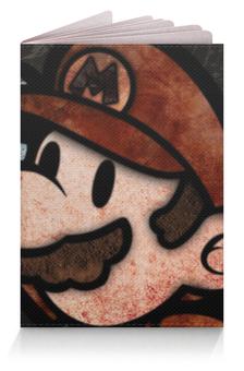 """Обложка для паспорта """"Марио"""" - mario"""