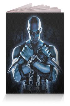 """Обложка для паспорта """"Риддик / Riddick"""" - рисунок, кино, риддик"""