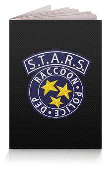 """Обложка для паспорта """"STARS"""" - stars, resident evil, re"""