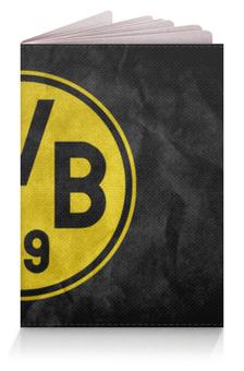 "Обложка для паспорта ""Боруссия Дортмунд"" - bvb"