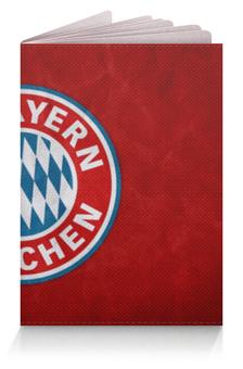 """Обложка для паспорта """"Бавария Мюнхен"""" - бавария мюнхен"""