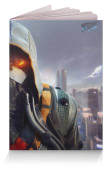 "Обложка для паспорта ""Killzone"" - shadow fall"