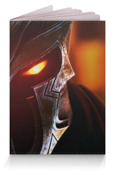 """Обложка для паспорта """"Overlord"""" - overlord, повелитель, владыка"""