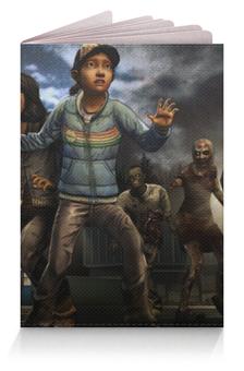 """Обложка для паспорта """"Ходячие Мертвецы (Walking Dead)"""" - ходячие мертвецы"""
