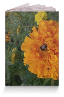 """Обложка для паспорта """"Удивительный Алтай"""" - цветы, алтай, горный алтай, цветущая долина, altay"""