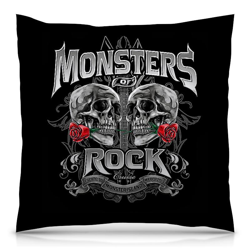 цена на Printio Музыка. monsters rock