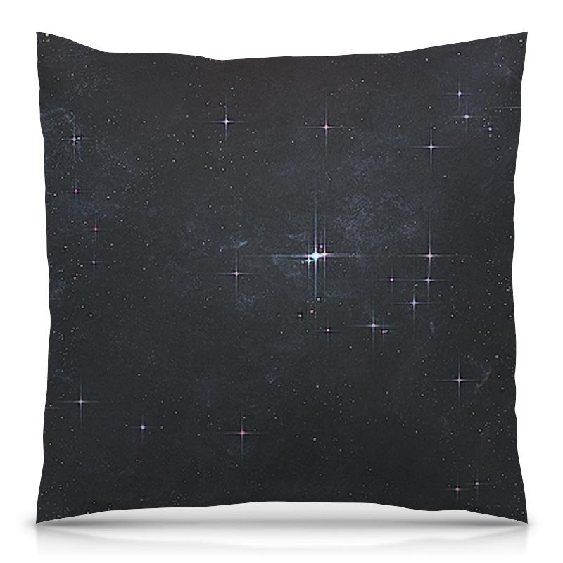 Подушка 40х40 с полной запечаткой Printio Звёзды