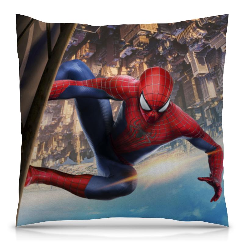 Подушка 40х40 с полной запечаткой Printio Spider-man подушка 40х40 с полной запечаткой printio штурмовик