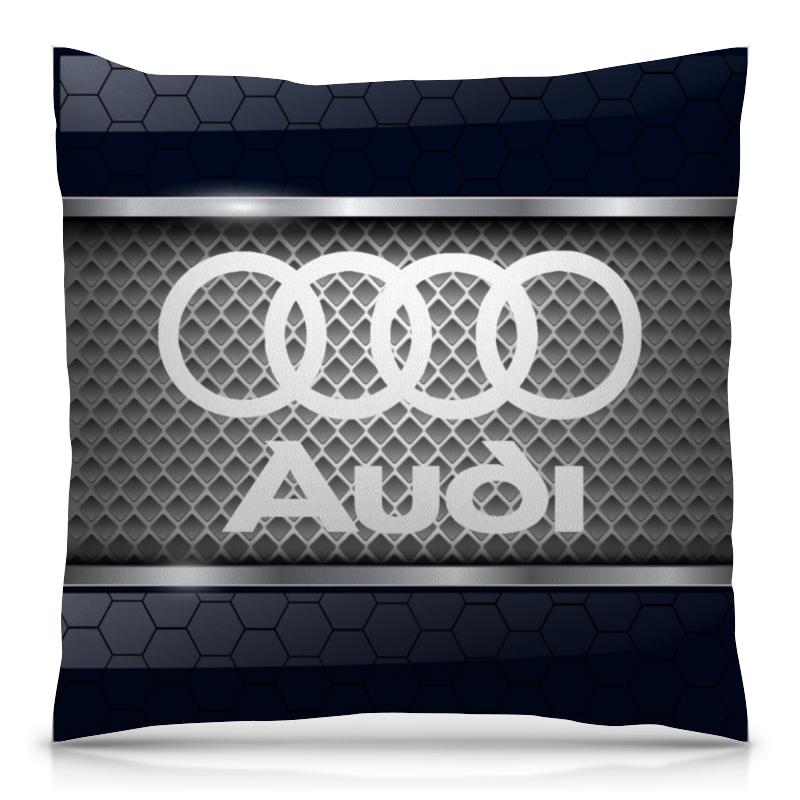 Подушка 40х40 с полной запечаткой Printio Авто audi