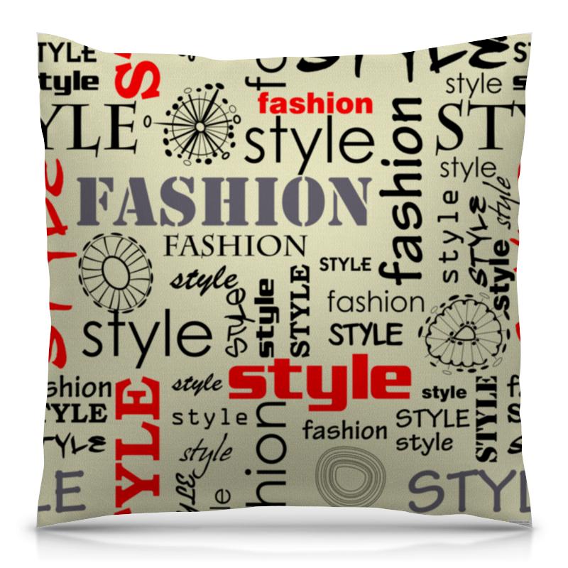 Подушка 40х40 с полной запечаткой Printio Fashion style подушка 60х40 с полной запечаткой printio fashion style