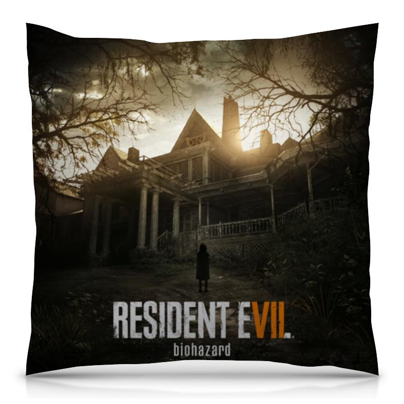 Фото - Printio Resident evil game подушка printio mondays are evil