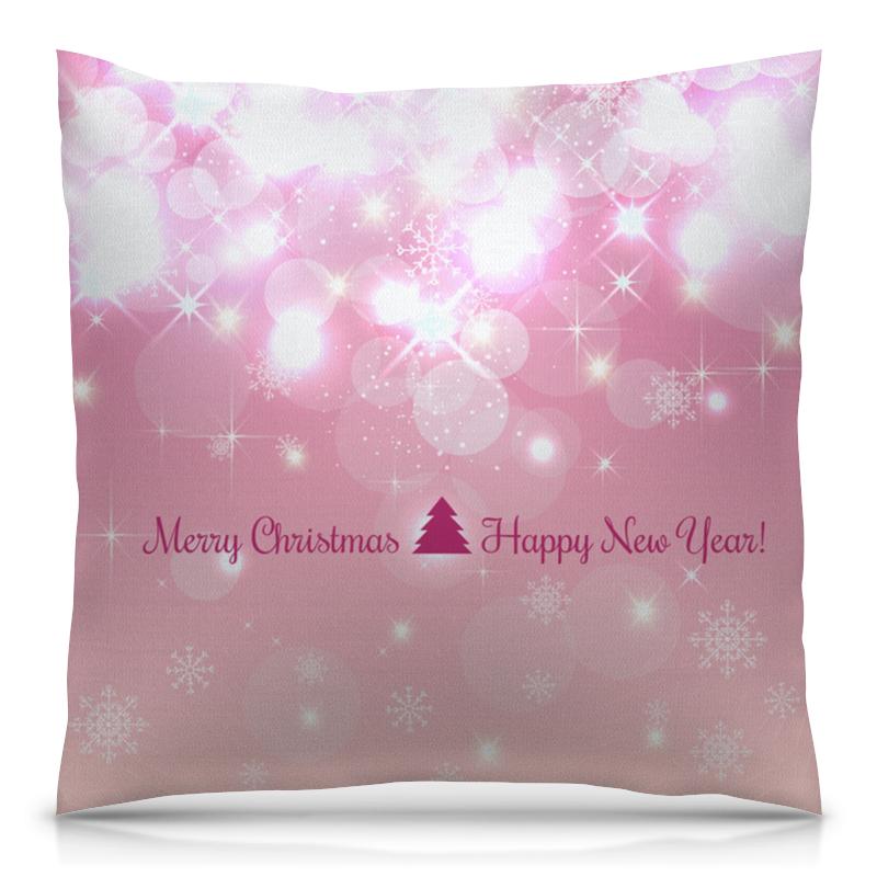 Подушка 40х40 с полной запечаткой Printio Christmas подушка 40х40 с полной запечаткой printio merry christmas