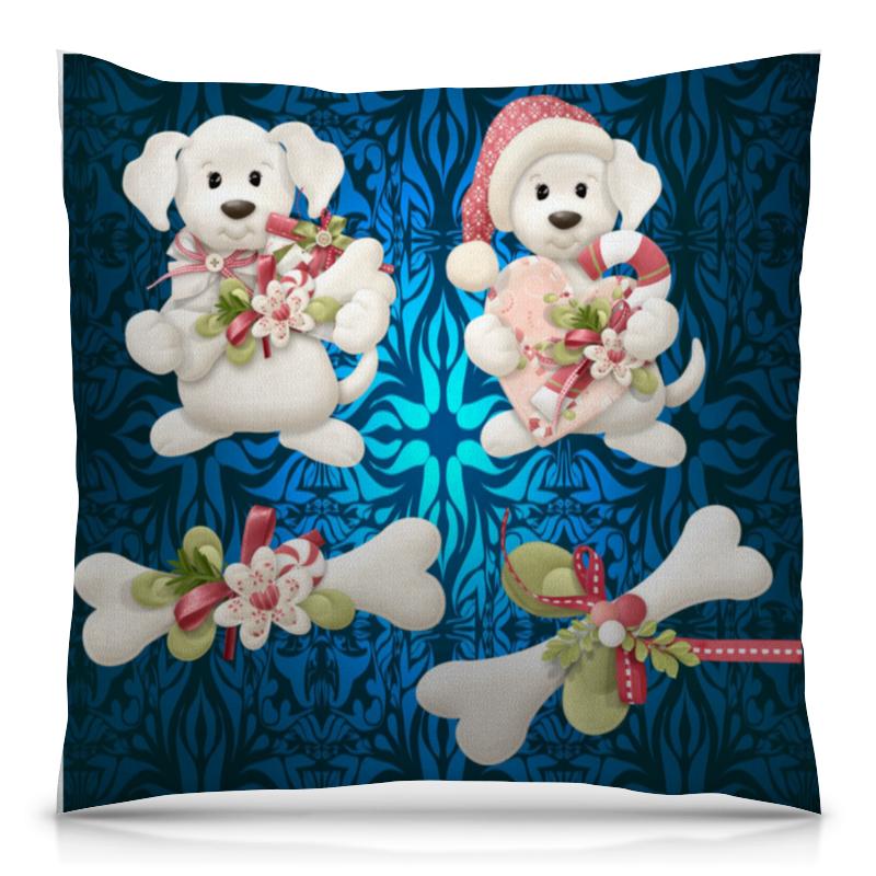 Подушка 40х40 с полной запечаткой Printio Рождество подушка 40х40 с полной запечаткой printio синева