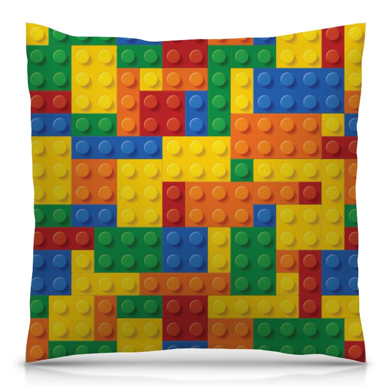 Подушка 40х40 с полной запечаткой Printio Lego подушка 40х40 с полной запечаткой printio brazzers