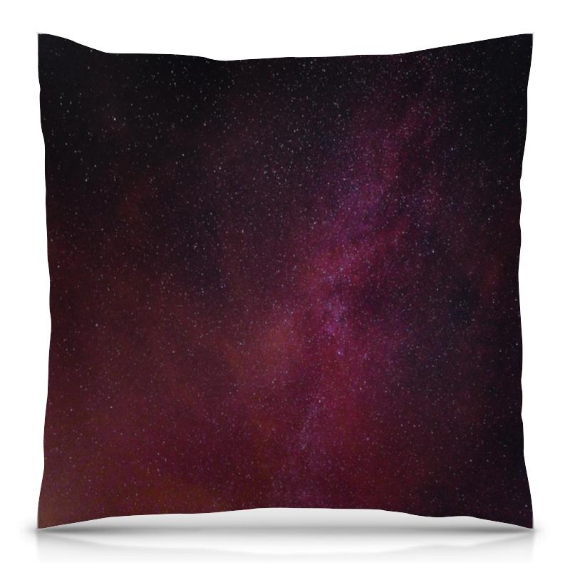Подушка 40х40 с полной запечаткой Printio Звездная ночь борцовка с полной запечаткой printio звездная ночь