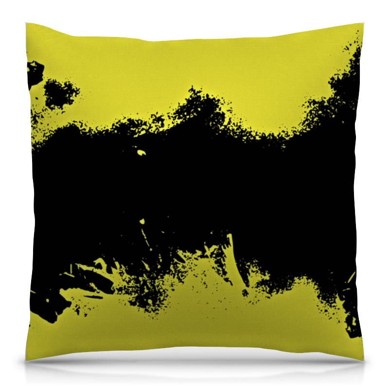 Фото - Printio Черно-желтые краски шапка унисекс с полной запечаткой printio черно желтые краски