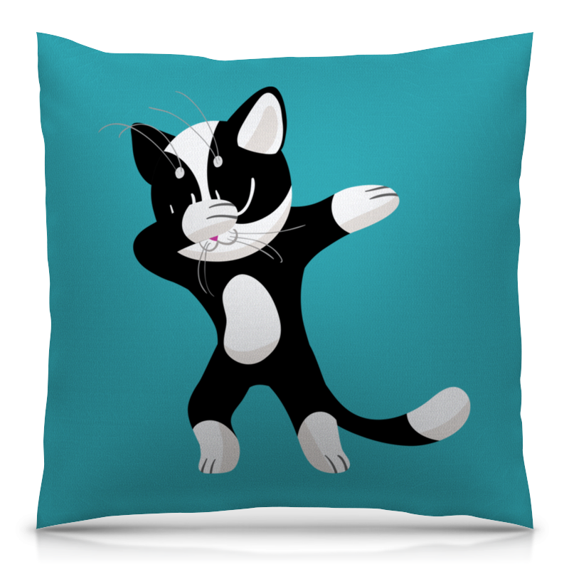 лучшая цена Printio Танцующий котик