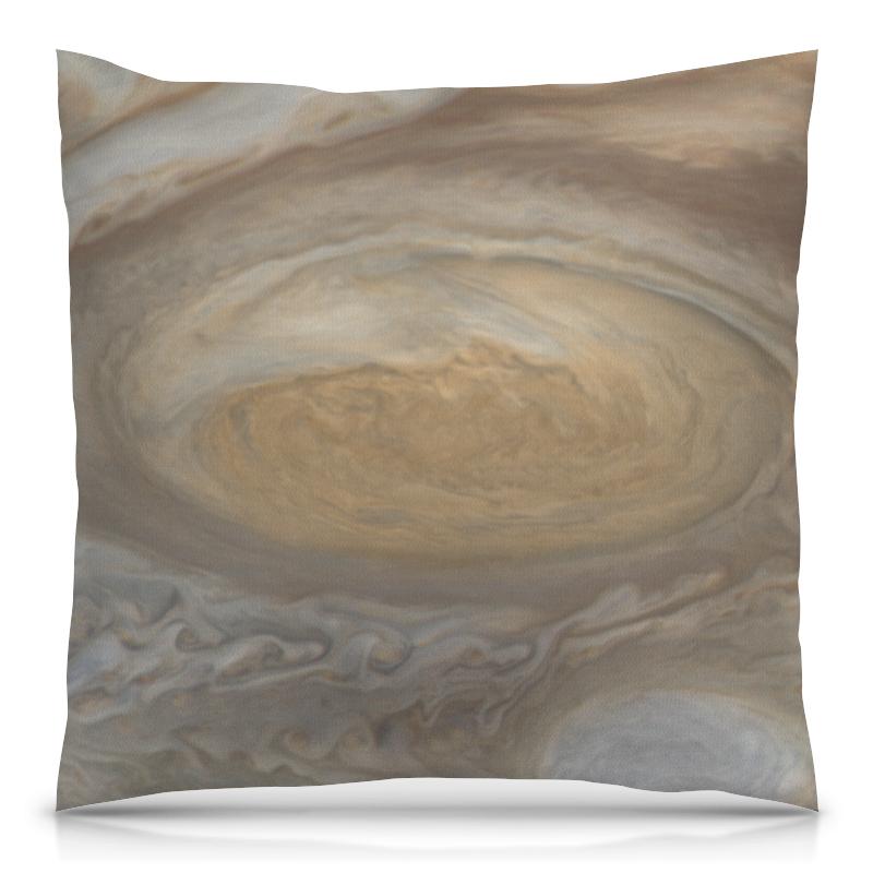 Подушка 40х40 с полной запечаткой Printio Юпитер