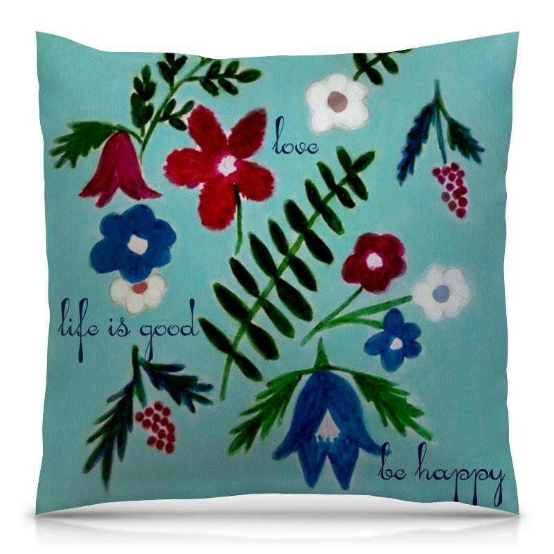 все цены на Printio Цветы на голубом онлайн