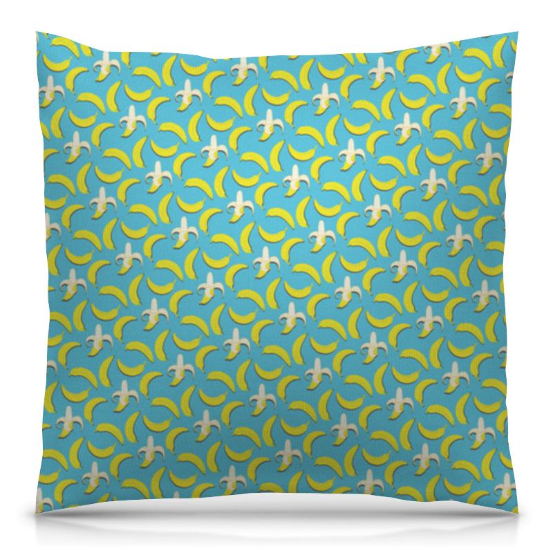 Подушка 40х40 с полной запечаткой Printio Банана! подушка для беременных lejoy relax рыбки на голубом фоне rl 1010