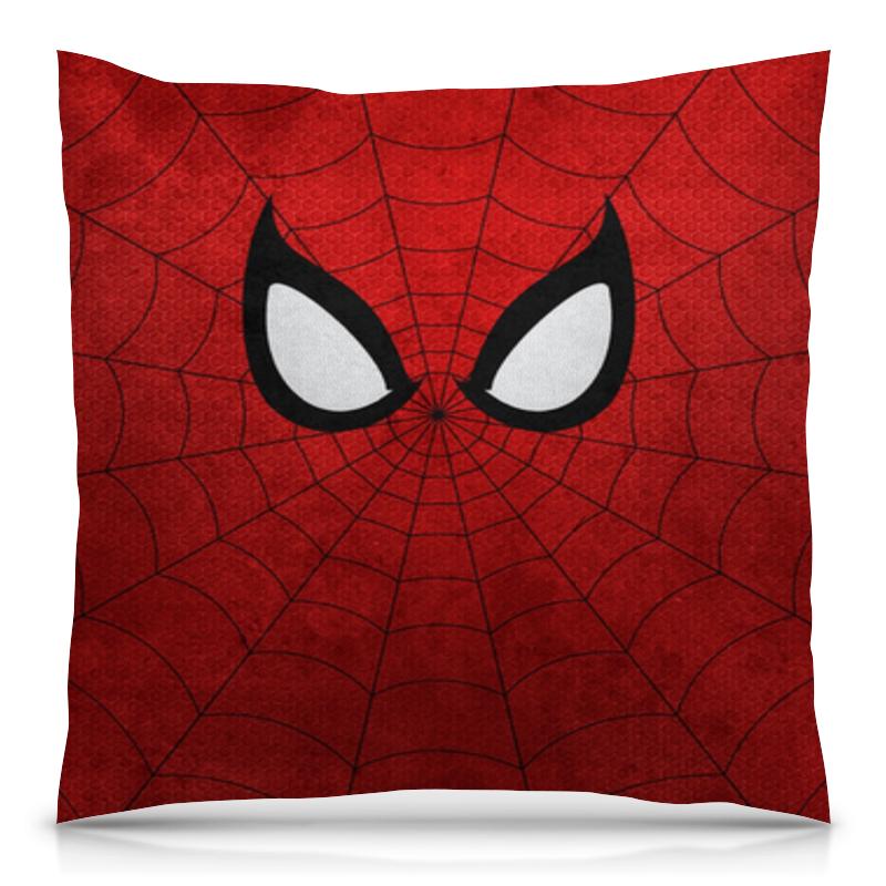Подушка 40х40 с полной запечаткой Printio Spider man набор канцелярский spider man 2 пр