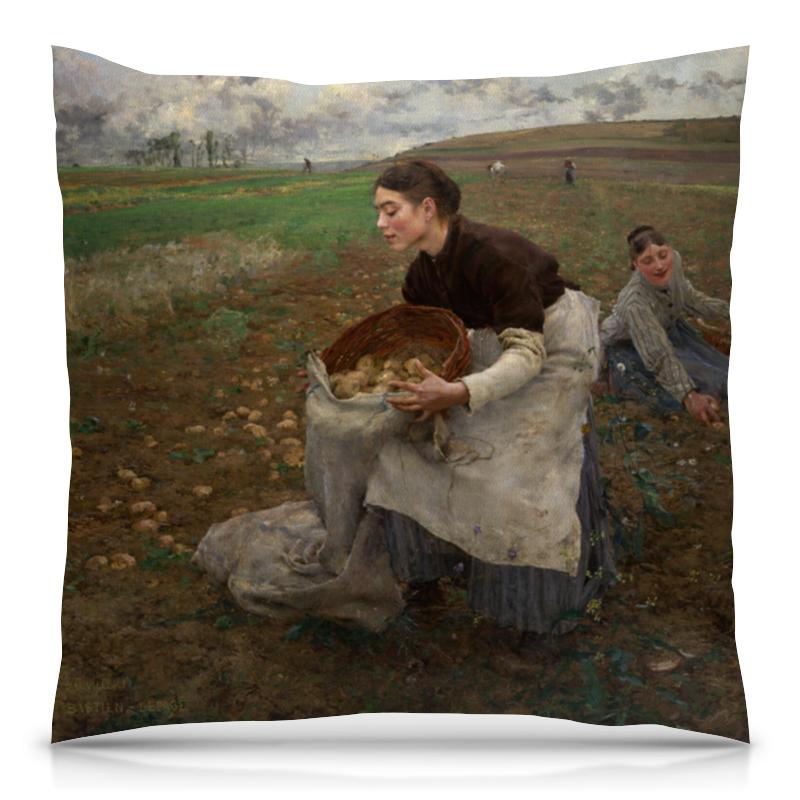 все цены на Printio Октябрь. сбор картофеля (жюль бастьен-лепаж) онлайн
