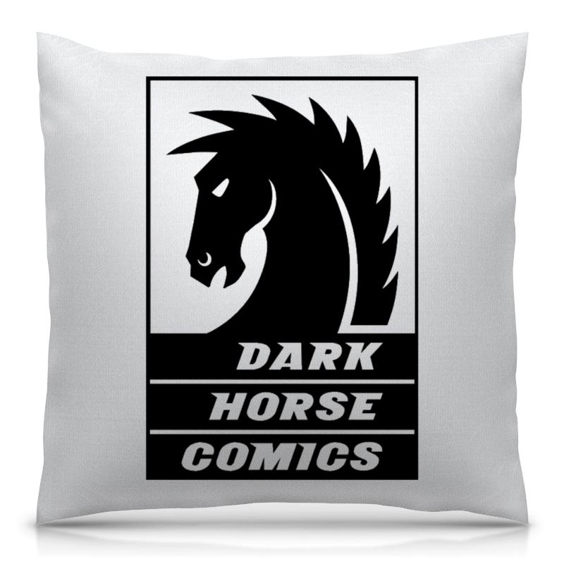 Подушка 40х40 с полной запечаткой Printio Dark horse comics цена и фото