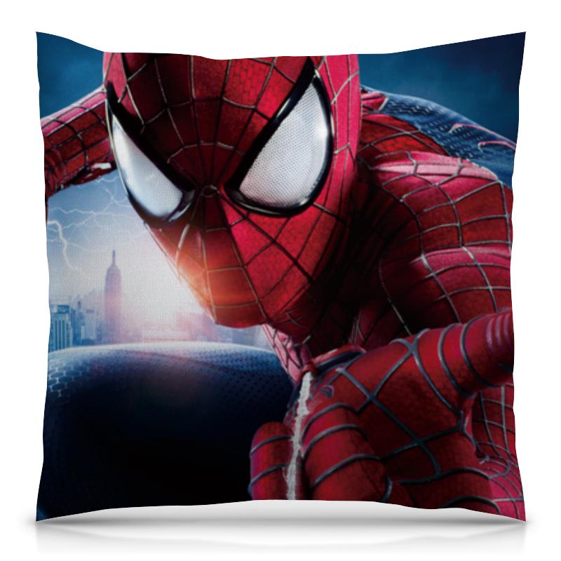 Подушка 40х40 с полной запечаткой Printio Spider-man подушка 40х40 с полной запечаткой printio zdermm431