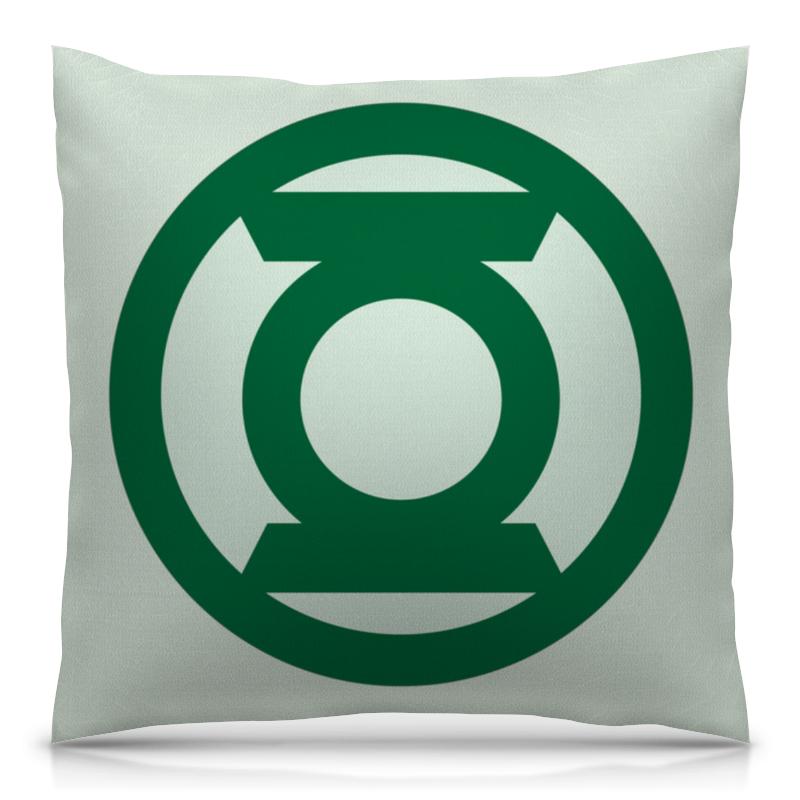 Printio Зеленый фонарь задний габаритный фонарь с зарядкой topeak redlite mini usb tms078